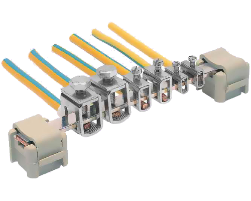 bus bar cable clamps  fee   pc   webvillany besl hu